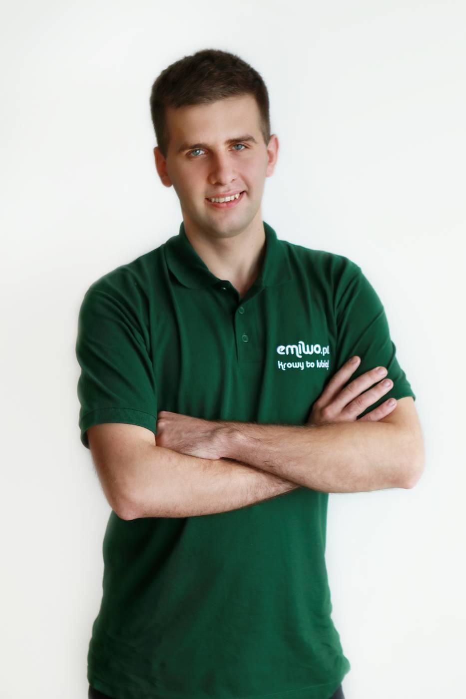 Daniel Suchodolski - doradca żywieniowy Emiwo