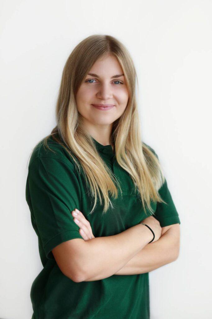 Natalia Kawczyńska - doradca żywieniowy Emiwo