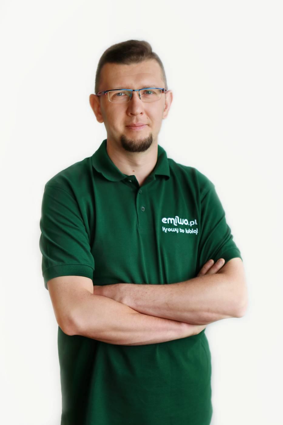 Robert Chilimowicz - doradca żywieniowy Emiwo
